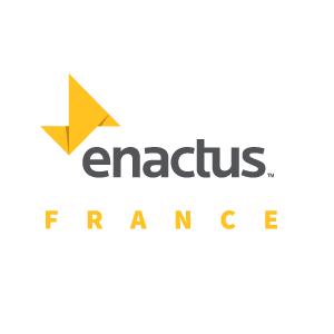 Logo Enactus France accompagnement projet impact social étudiant