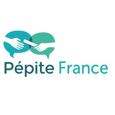 Logo pépite France le réseau des étudiants entrepreneurs